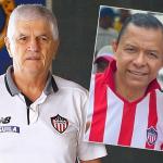 Julio Comesaña e Iván René Valenciano
