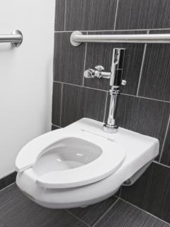 ¿Por qué algunas cisternas tienen el 'bizcocho' con forma de 'U'?