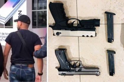 Venezolanos expulsados y armas incautadas