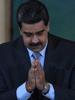 """""""Narcotráfico aumentó más de 50 % durante dictadura de Maduro"""": alto militar de EE. UU."""