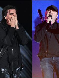 Eufórico y al borde del llanto, Juanes recibió premio de manos de fundador de Metallica