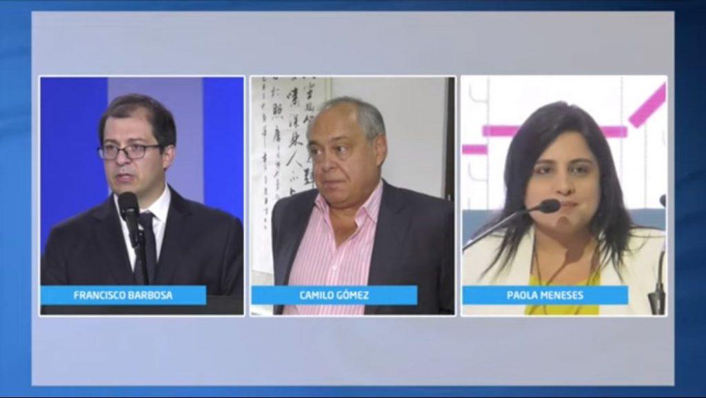 Candidatos terna para fiscal general