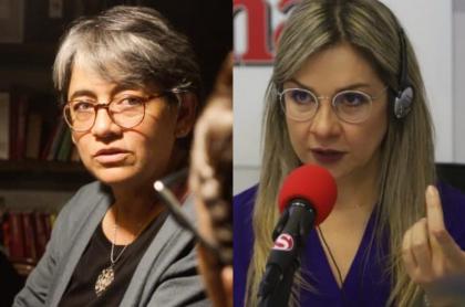 Yolanda Ruiz y Vicky Dávila