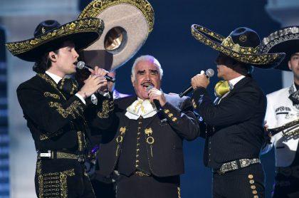 Alex, Vicente y Alejandro Fernández