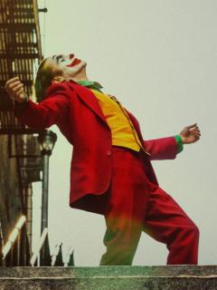 Se viraliza video de rodaje de escena de las escaleras del Joker de Joaquin Phoenix