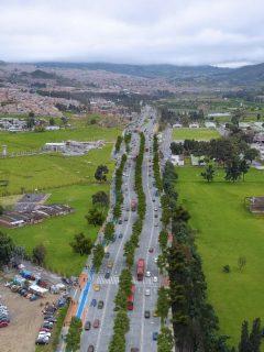 Respiro para el tráfico en el sur de Bogotá: se ampliará la Caracas hasta Usme