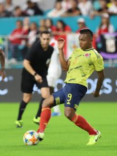 [Video] Con agónico y polémico gol, Colombia vuelve a ganar y vence a Perú en Miami