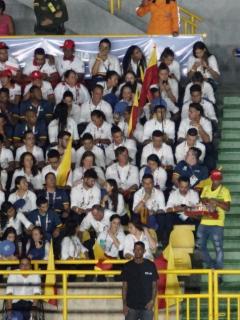 [Video] El imponente desfile de Bogotá en la apertura de los Juegos Nacionales