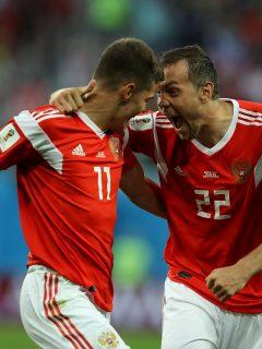 Por ser muy fea, selección rusa le exige a Adidas cambiarle camiseta para Euro 2020