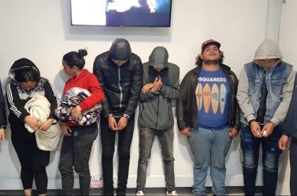 Venezolanos expulsados de Colombia
