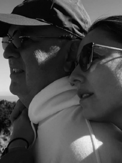 Claudia Bahamón confiesa que a veces quiere morir para poder abrazar a su papá en el cielo