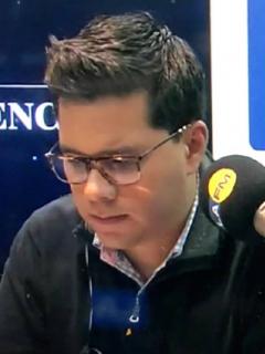 """""""Es un sancocho del cual no quiero hacer parte"""": Luis Carlos Vélez, sobre paro nacional"""