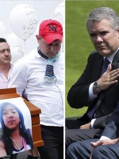 Duque respondió por qué no envió condolencias a familias de menores y sí halagó a Botero