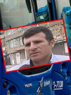 """Conductor del SITP quedó 5 días incapacitado porque pasajeros le """"dieron pata"""""""