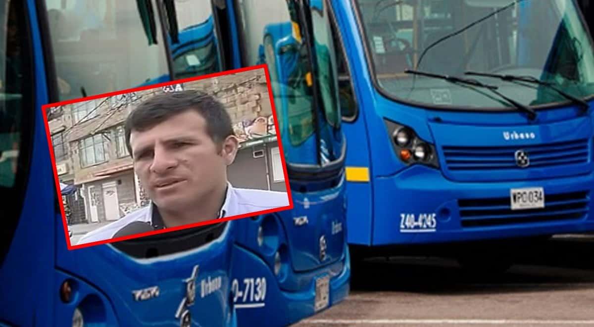 Conductor del SITP