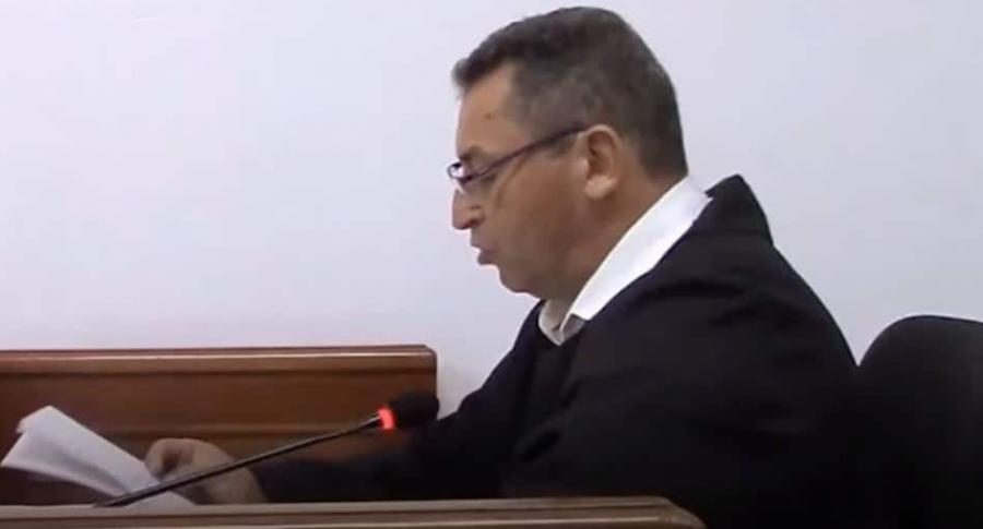 Alejandro Rincón Gallego , juez de restitución de tierras.