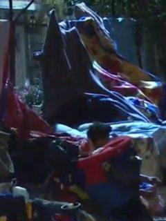A venezolanos no les arriendan por mala fama de sus compatriotas; varios duermen en calles