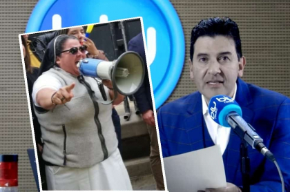 Adriana Torres y Néstor Morales