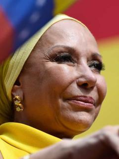 La enfermedad que dejó a Piedad Córdoba en coma (y casi nadie se enteró)