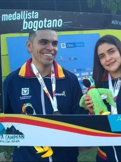 [Video] La millonada prometida a bogotanos por cada oro en Juegos Nacionales