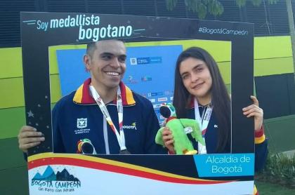 Medallistas de Bogotá