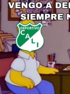 """""""Lo anotaré en mi máquina invisible"""": memes al Cali por sus comunicados sobre árbitros"""