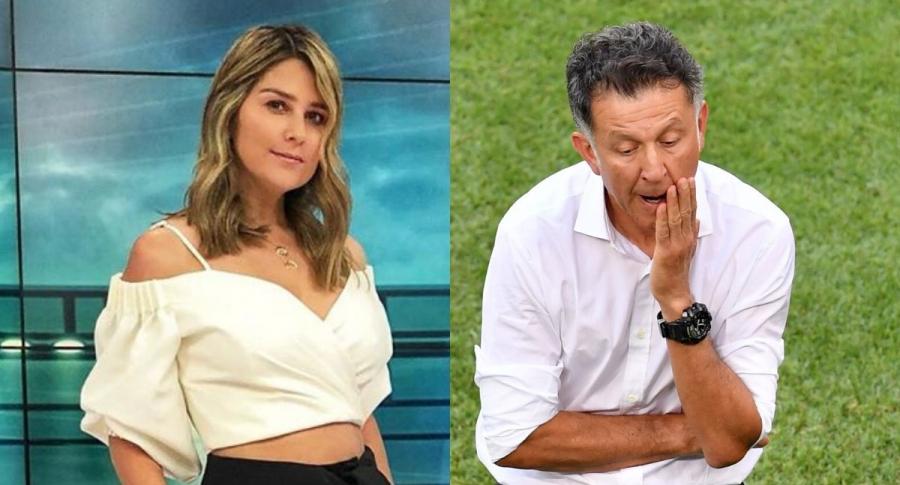Andrea Guerrero y Juan Carlos Osorio