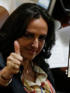 ¿María Fernanda Cabal se va a desnudar en público (y no en la revista Soho)?