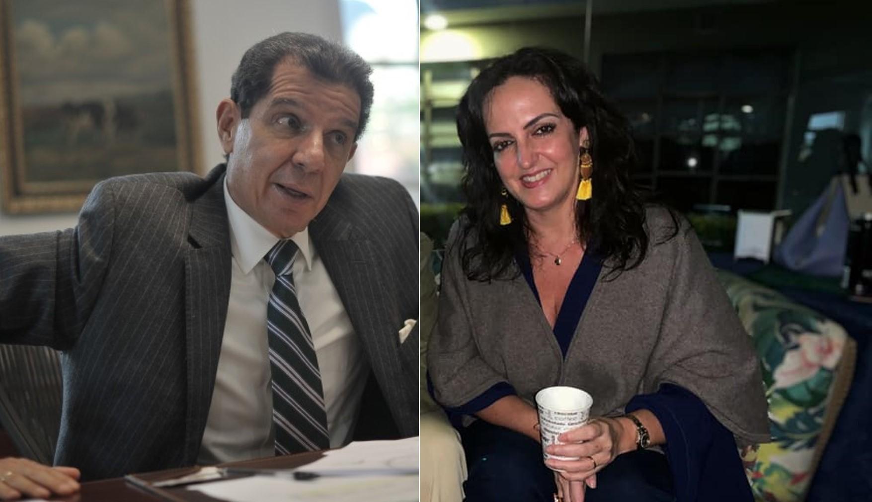 Marìa Fernanda Cabal revela verdades de su esposo Josè Felix Lafaurie