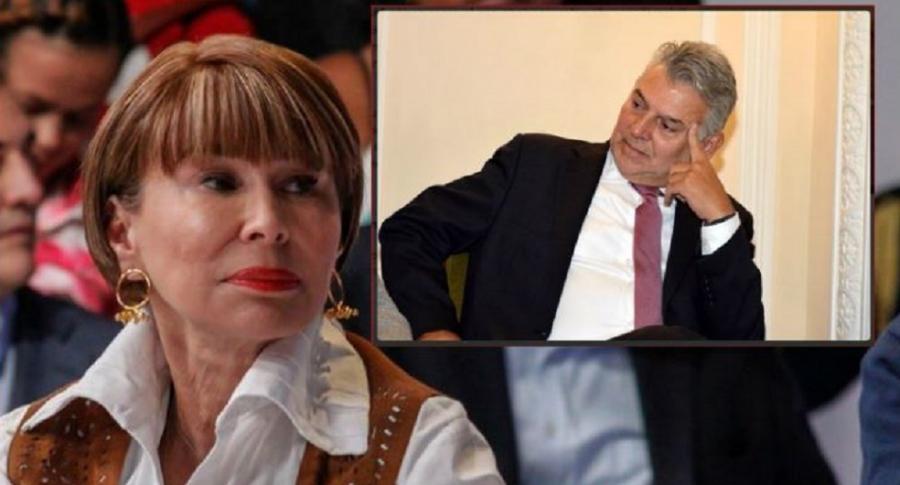 Alicia Arango en Noticias Caracol