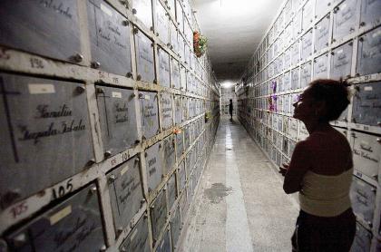 Víctimas del conflicto en Colombia