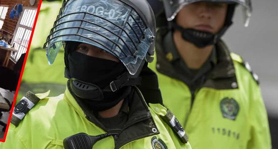 Policía se sobreactúa; entra a casa de artistas buscando explosivos, pero halla maquillaje