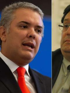 ¡Se puso fea la cosa! Iván Duque llama a consultas a Pacho Santos tras revelarse audio