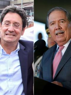 """""""Lo siento doctor Botero"""": Pacho Santos reacciona en Twitter tras filtración de audio"""