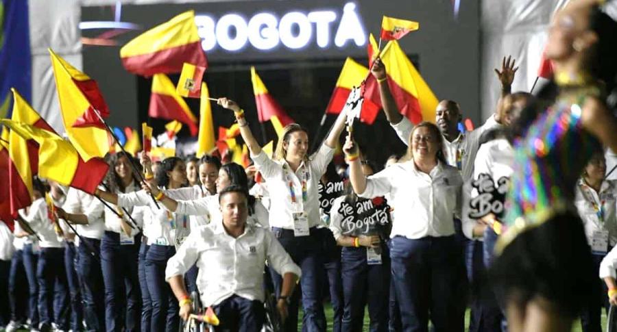 Delegación deBogotá