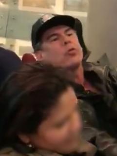 [Video] La bochornosa escena de cacique del Magdalena en pleno aeropuerto El Dorado