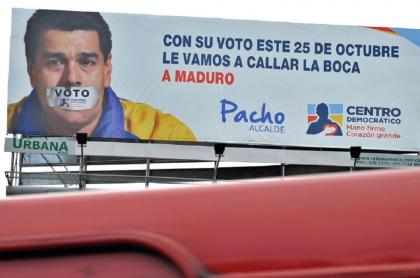 Valla Pacho Santos alcalde