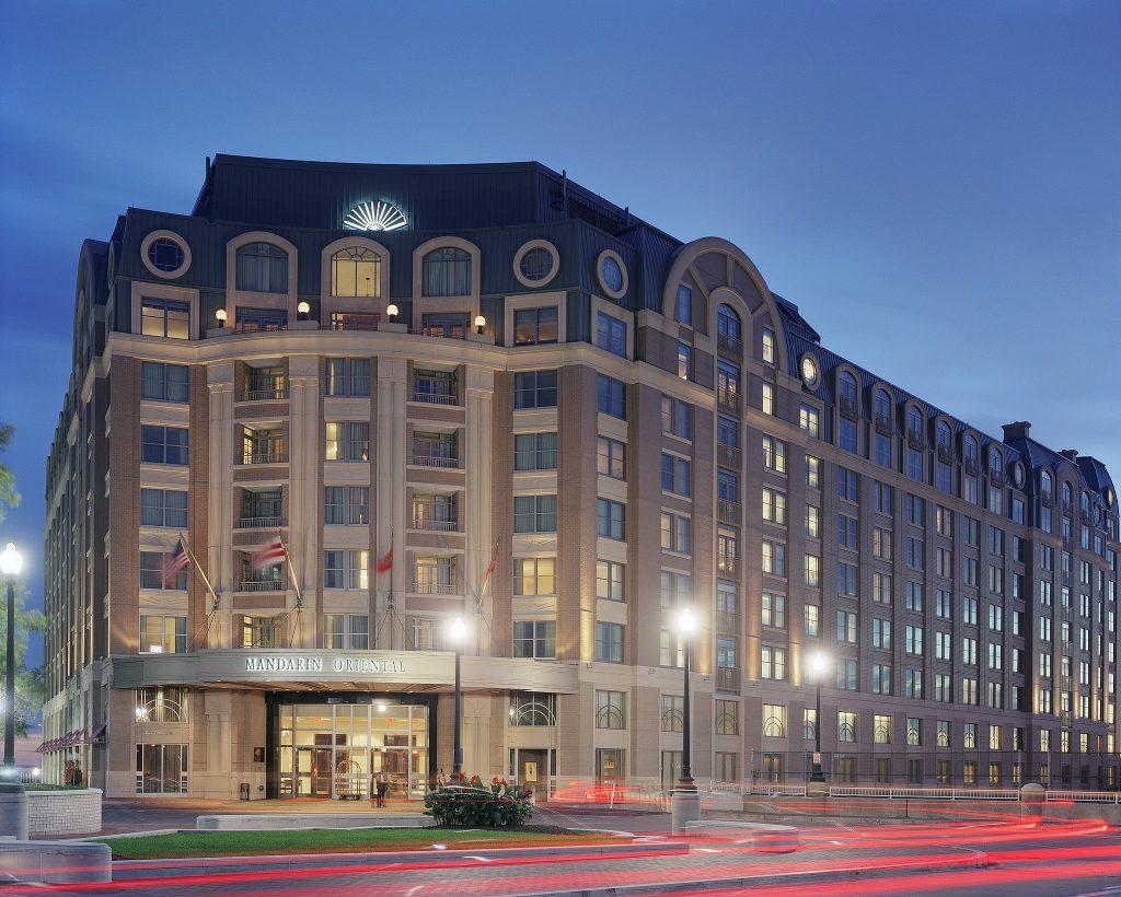Hotel Mandarín Oriental de Washington