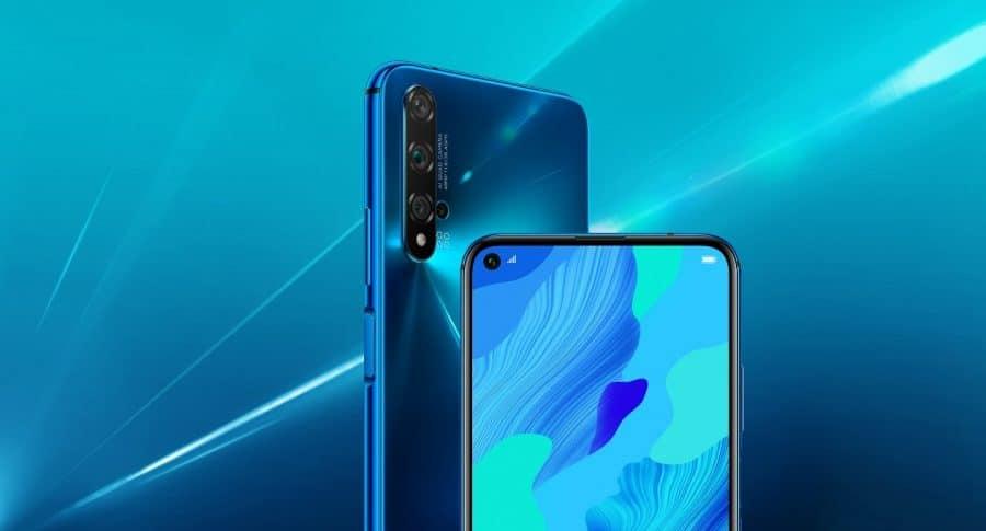 Huawei Nova5 t