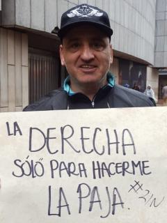 """""""Me valen 3 hectáreas de m***** sus insultos"""": Robinson Díaz, tras ataque de uribistas"""