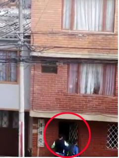 [Videos] Delincuentes se están metiendo a las casas para robar, en sur de Bogotá