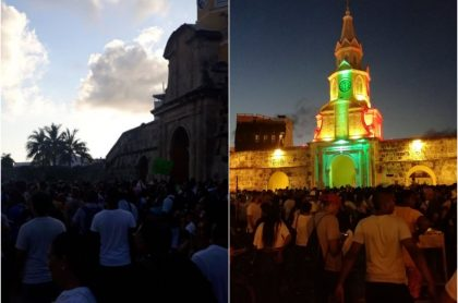Cacerolazo Cartagena