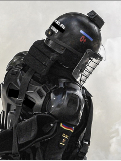 """Hasta aquí me llegó mi vida"", dijo policía que hirió a Dilan Cruz, según general Penilla"