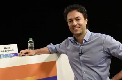 Daniel Quintero, electo alcalde de Medellín