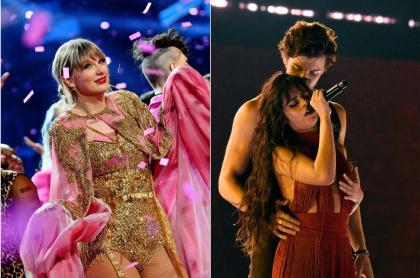 Taylor Swift / Camila Cabello y Shawn Mendes