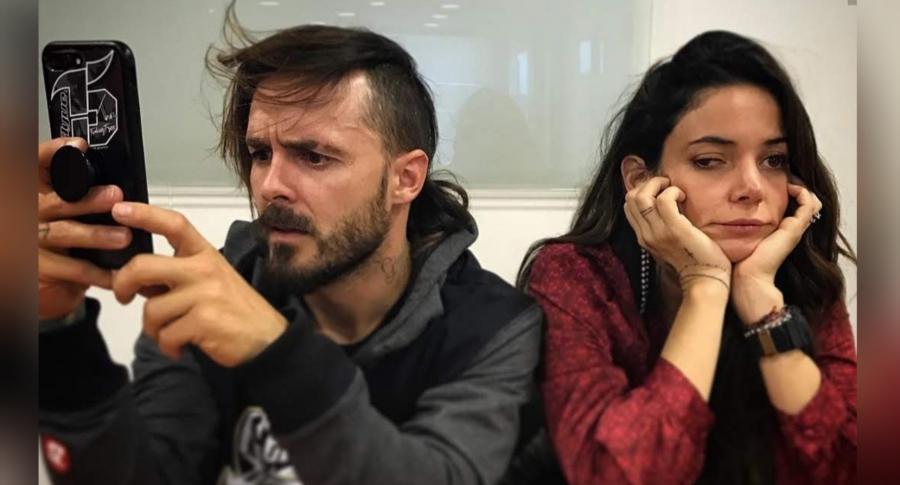 'Tatán' Mejía y Maleja Restrepo