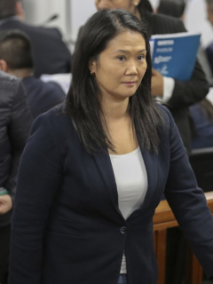 No duro ni un año libre; juez ordena que Keiko Fujimori vuelva a prisión