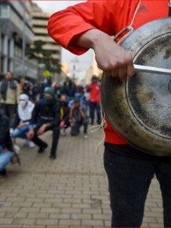 Villancicos sonarán a ritmo de cacerolas; este lunes habrá nuevas manifestaciones