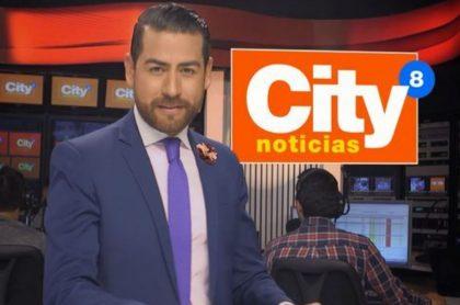 Presentador de City TV