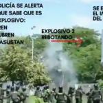 Explosión policías en Neiva